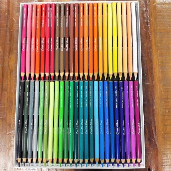 Pastelli - Pastel Pencil Set - Conte' a Paris