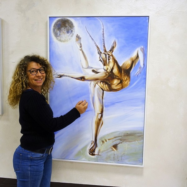 Barbara Nicoletto Artista Opere - Pittura
